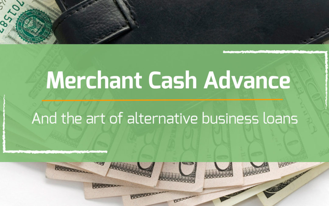 Benefit of Business Merchant Cash Advance Loans